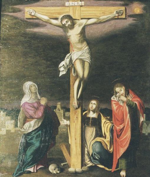 Tableau : Crucifixion