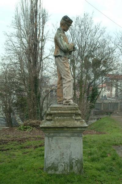 Statue : Le Petit Soldat
