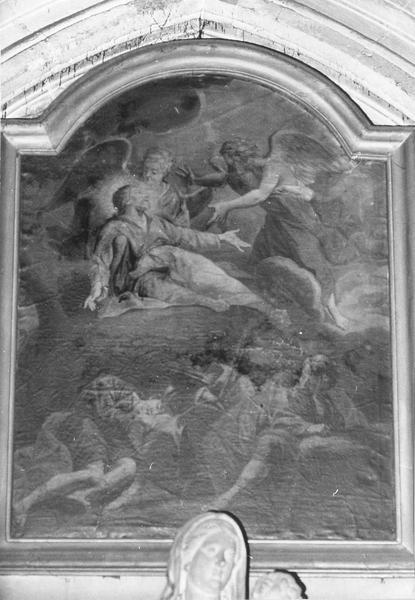 tableau, cadre : Christ au jardin des oliviers (le)