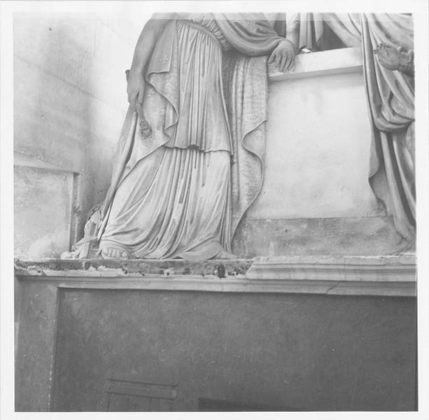 Tombeau (mausolée) du prince de Condé, duc d'Enghien