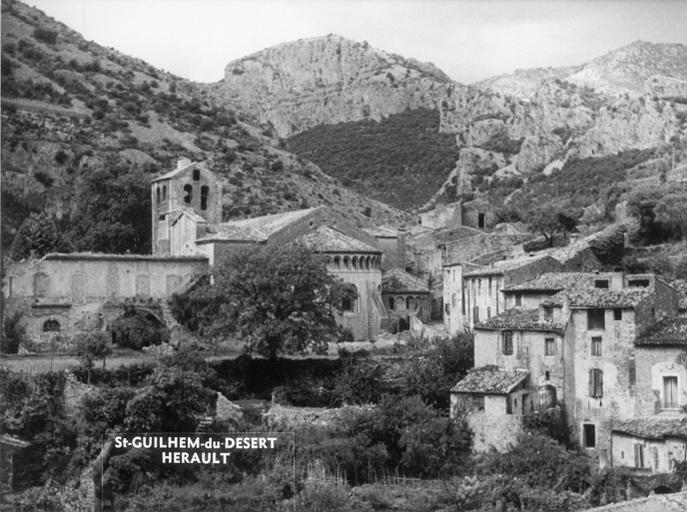 Abbaye de Bénédictins de Gellone, de la-Transfiguration-du-Seigneur
