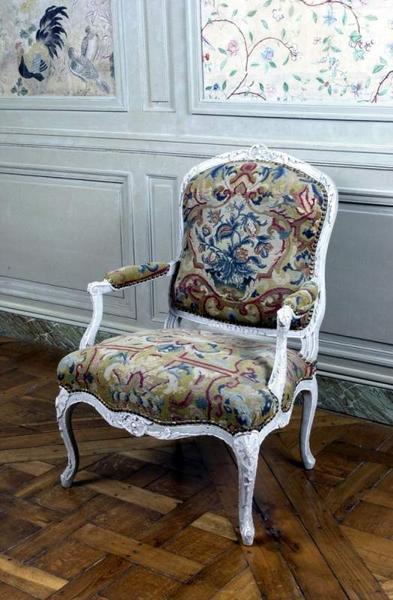 fauteuil à la Reine