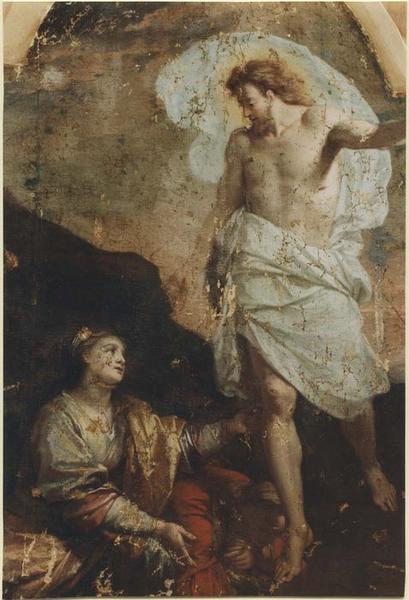 Tableau : Christ apparaissant aux saintes femmes (le)
