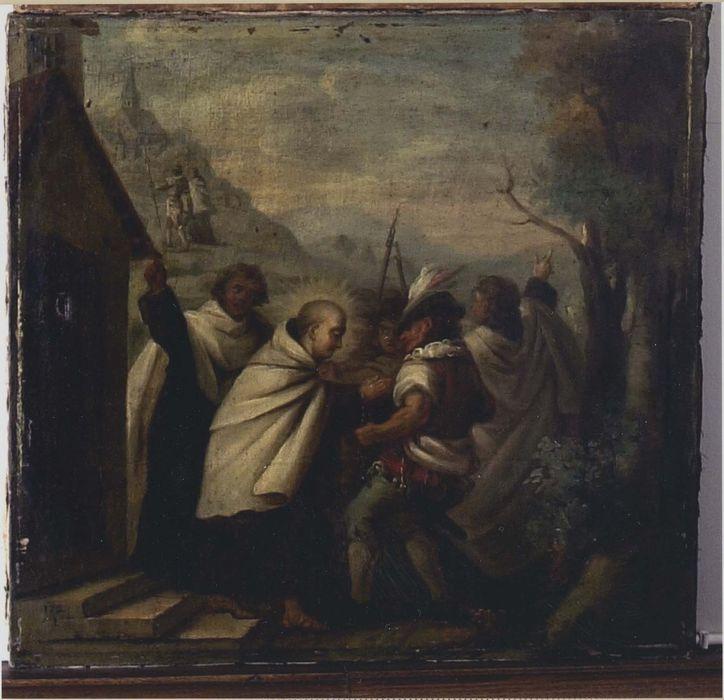 tableau : L'Arrestation de saint Jean de la Croix