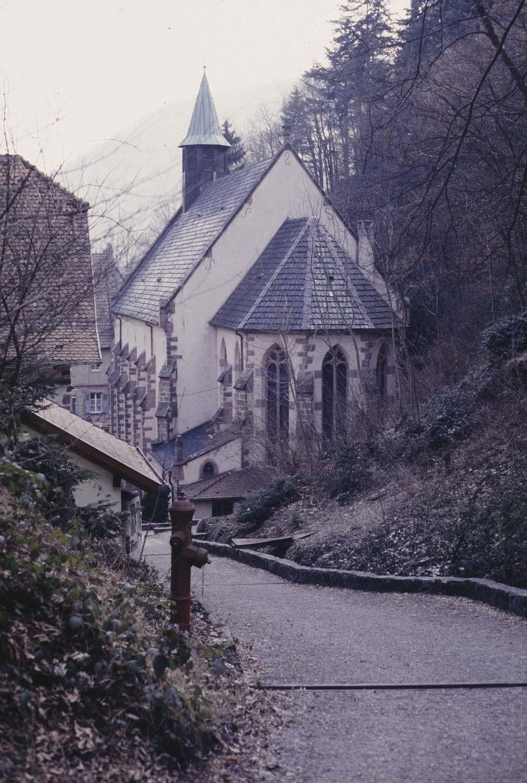 Sanctuaire Notre-Dame de Dusenbach