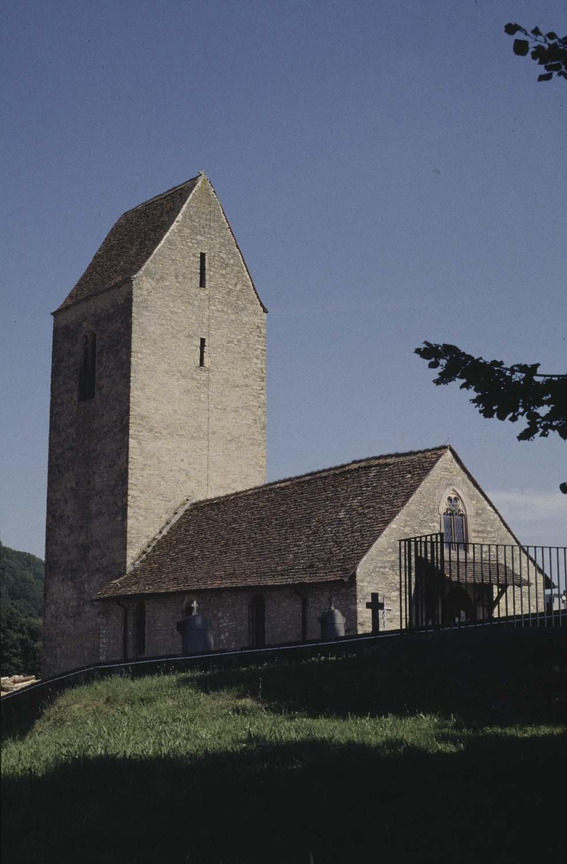 Vue d'ensemble [façade nord-ouest]
