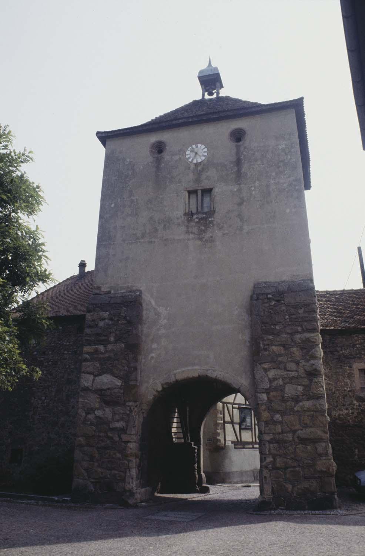 Porte de Munster dite Obertor