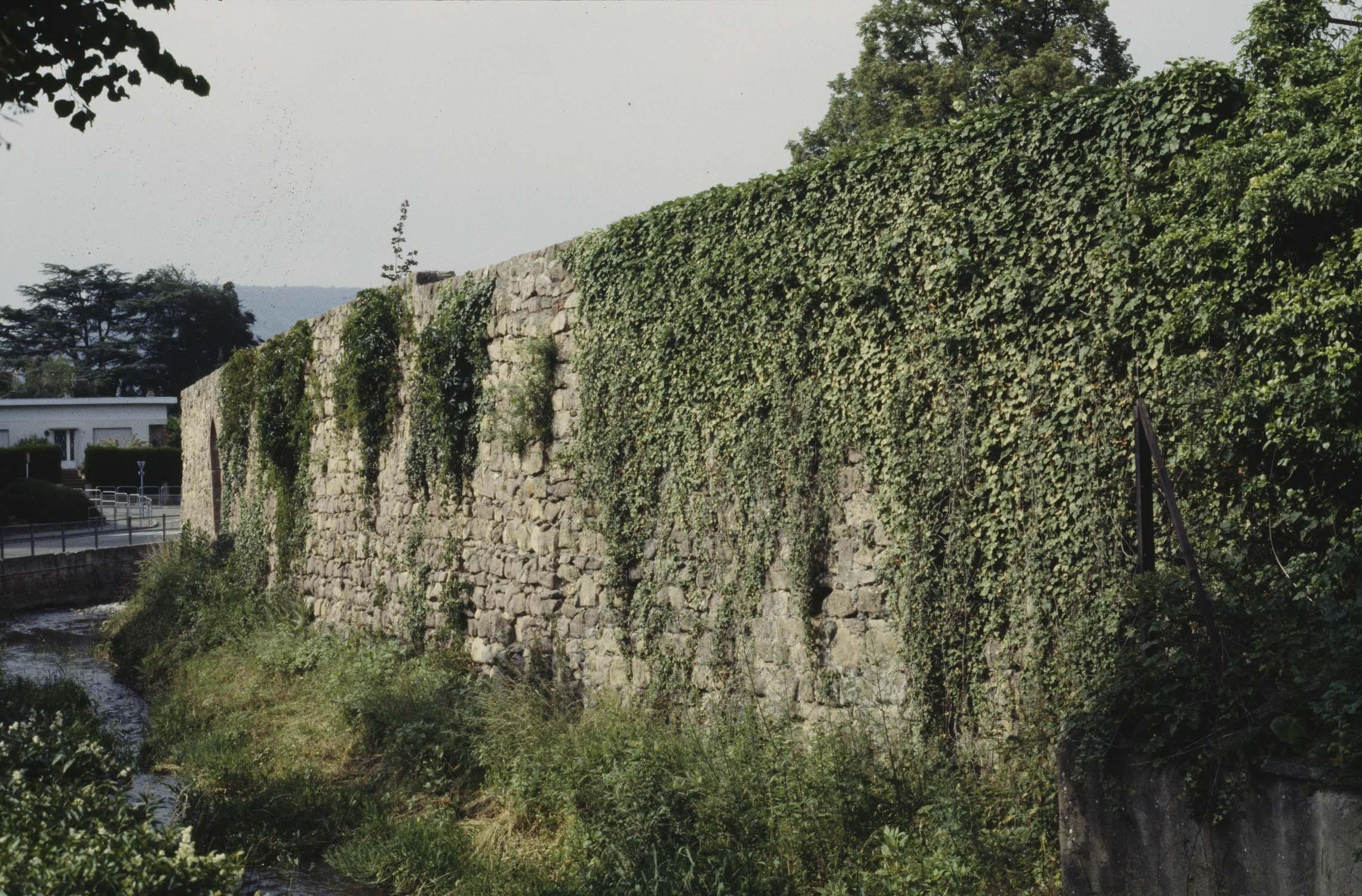 Rempart près du Bucheneck
