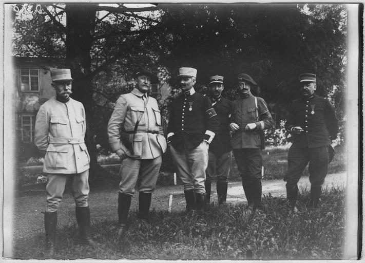 Groupe d'officiers d'état-major