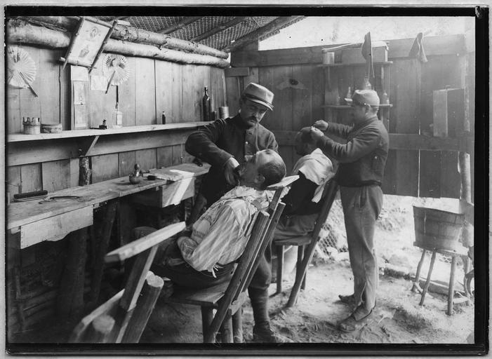 Rendez-vous des chasseurs : la boutique du barbier