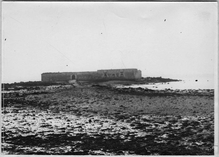 Fort de l'Ilette : vue générale