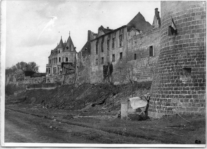 Fortification d'agglomération dite enceinte de Coucy
