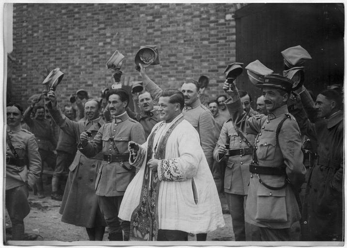 Bénédiction du repas de Pâques suivant la tradition polonaise
