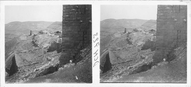 Ouvrages fortifiés du front ouest de l'enceinte urbaine