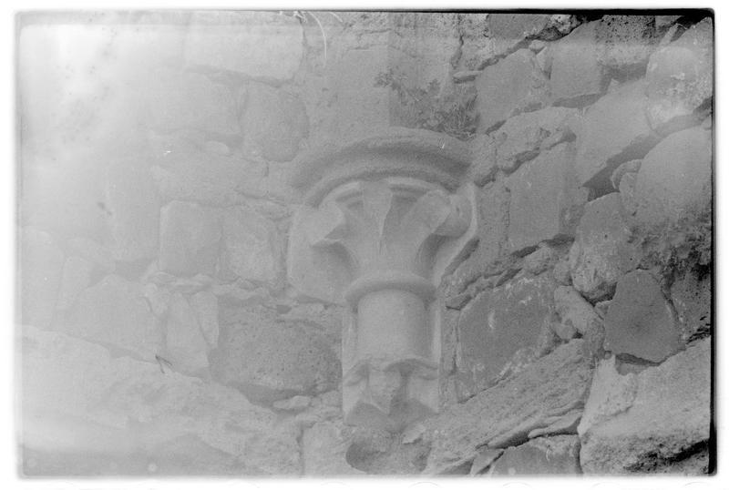 Culot de voûte de la grande salle gothique