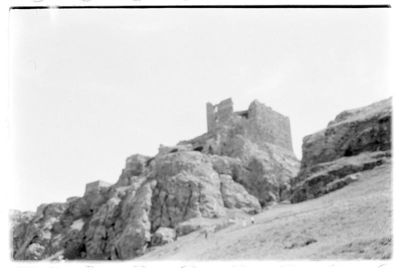Vue de la tour maîtresse