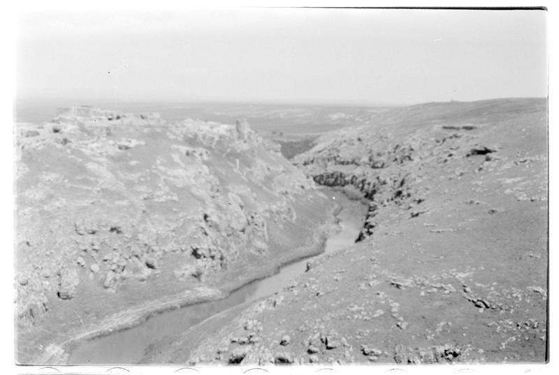 Vue de la vallée de l'Oronte