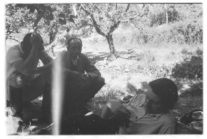 Paul Deschamps et ses proches