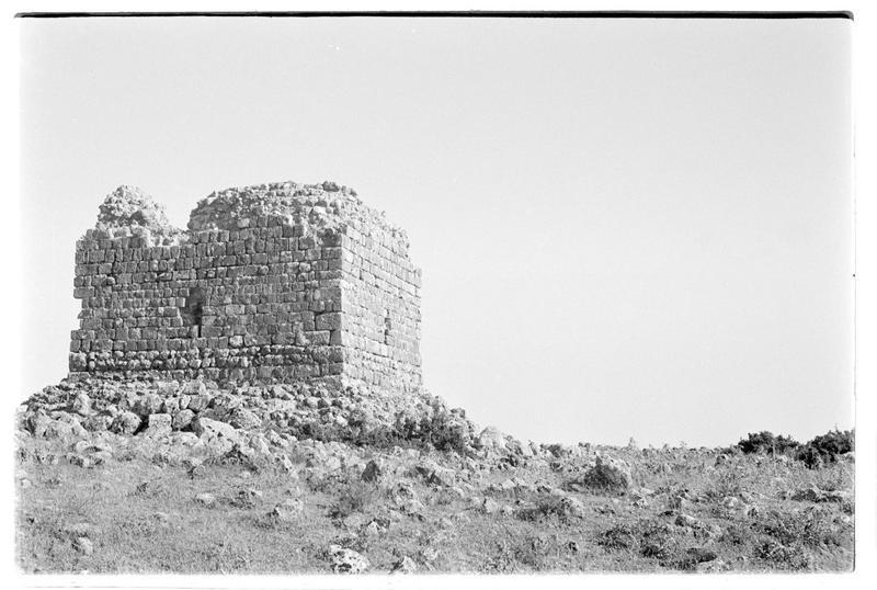 La tour de Burj Dayr Al-Shummayli