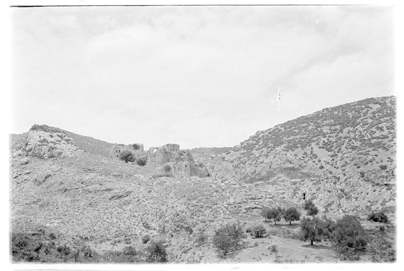 Vue générale du château et des alentours