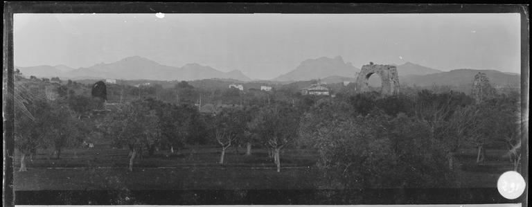 Vue générale panoramique