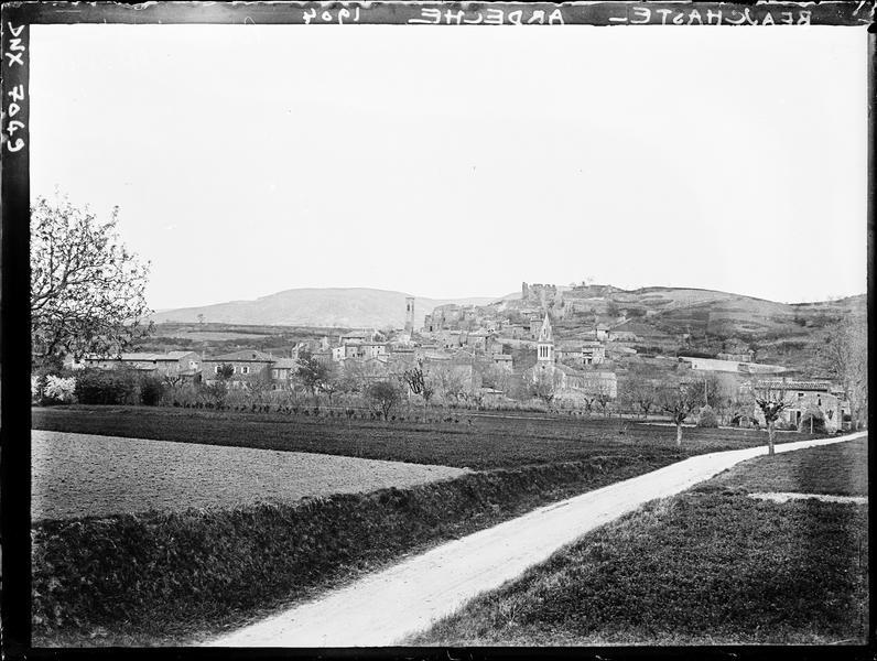 Village : vue générale