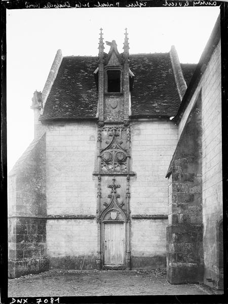 Transept : façade