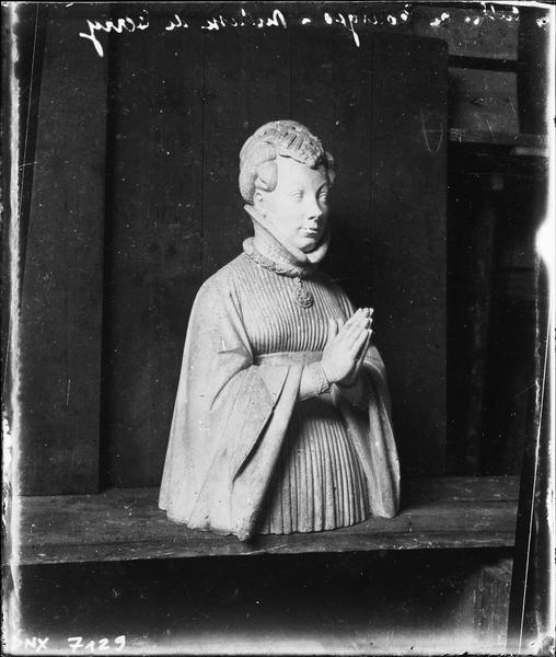 Buste de la duchesse de Berry