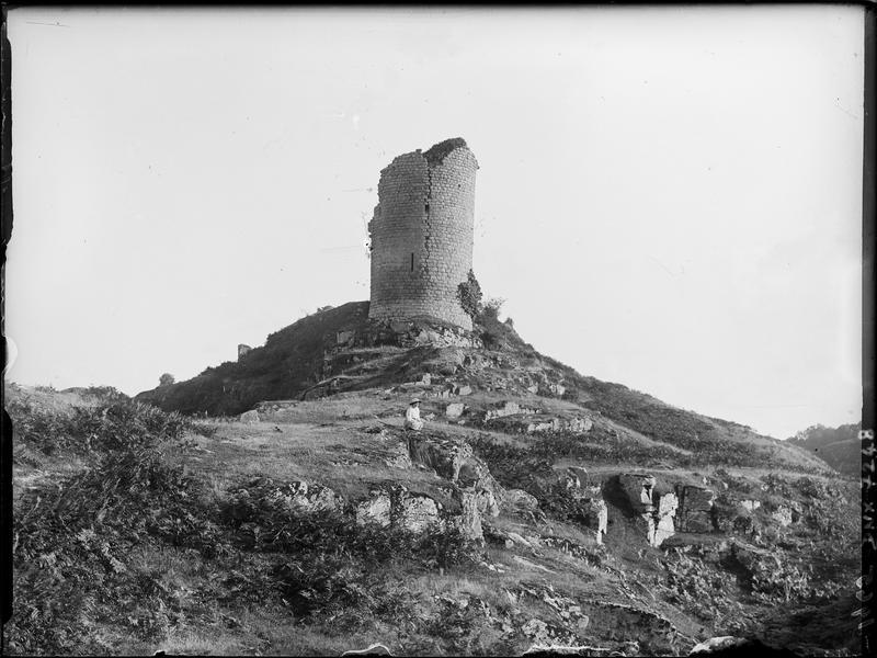 Ruines : tour