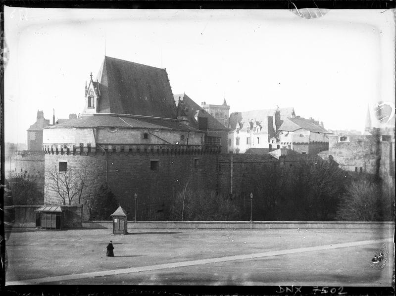 Fortifications et chapelle