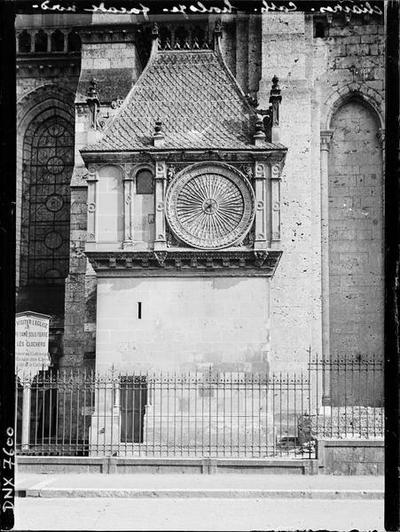 Pavillon de l'horloge