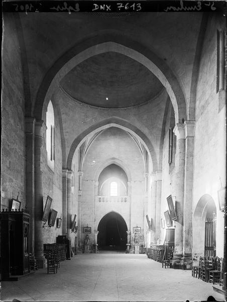 Eglise collégiale Saint-Emilion