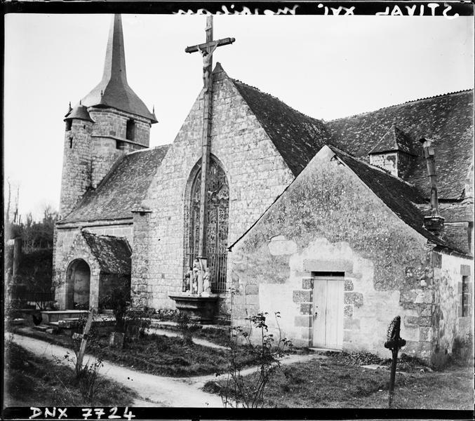 Eglise Saint-Mériadec-de-Stival