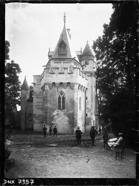 Chapelle : abside