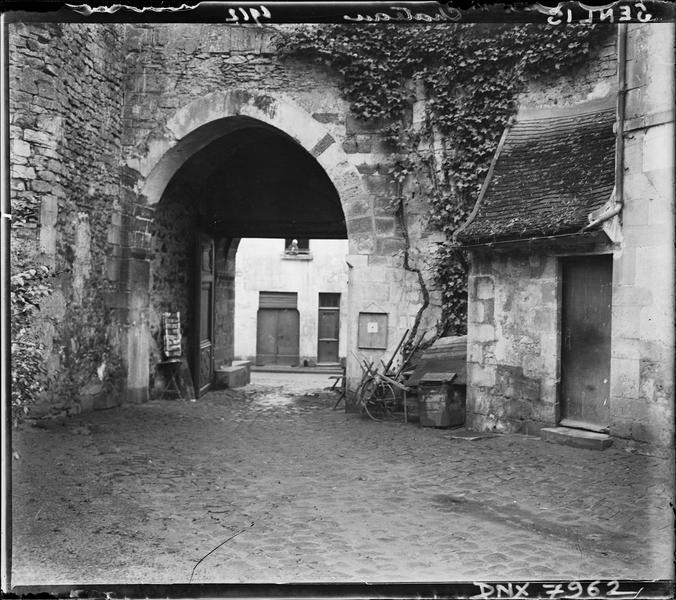 Ruines : passage