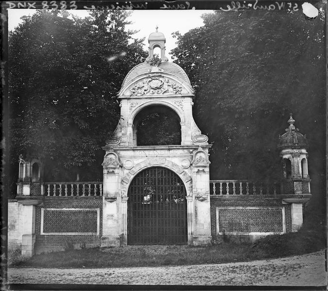 Porte Fontenelle