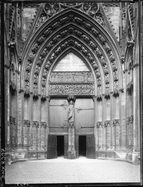 Croisillon nord : portail des libraires