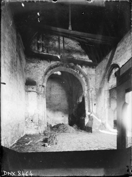 Eglise abbatiale, détail