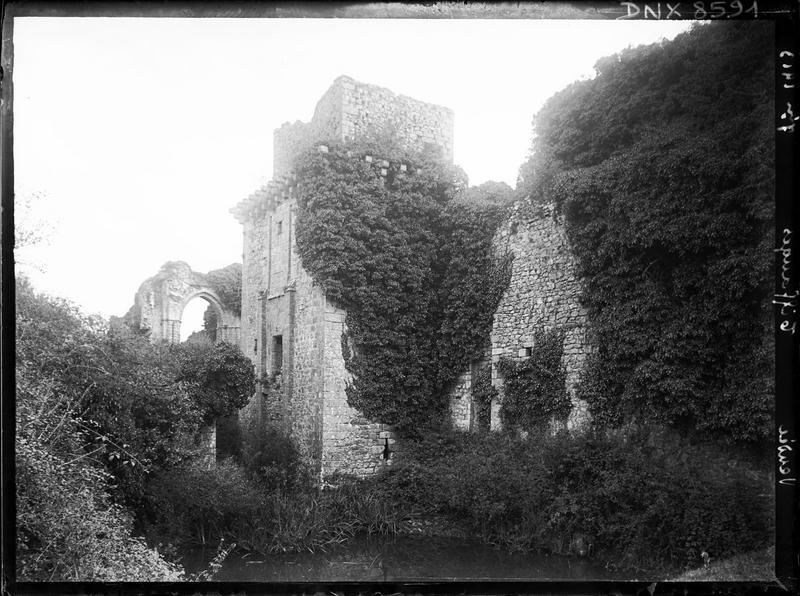 Donjon : ruines
