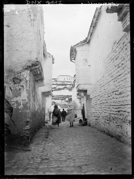Ruelle dans la vieille ville