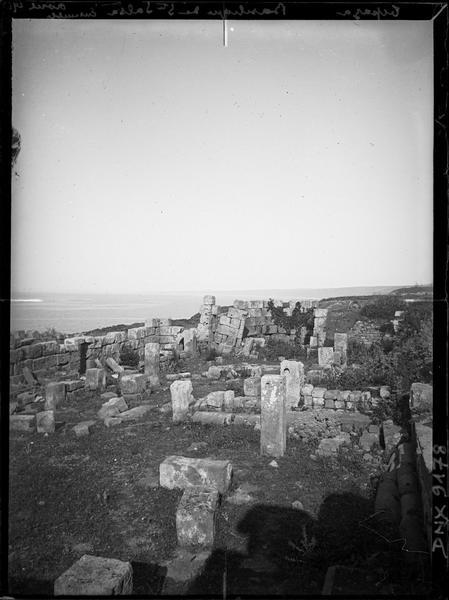 Ruines : ensemble