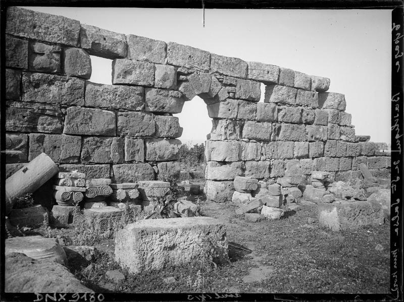 Mur nord