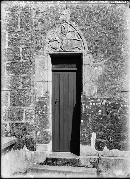 Porte du transept sud