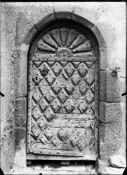 Vantail de porte