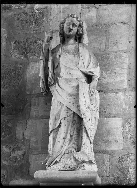 Statue : saint Michel archange