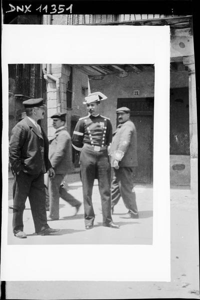 Garde civil espagnol