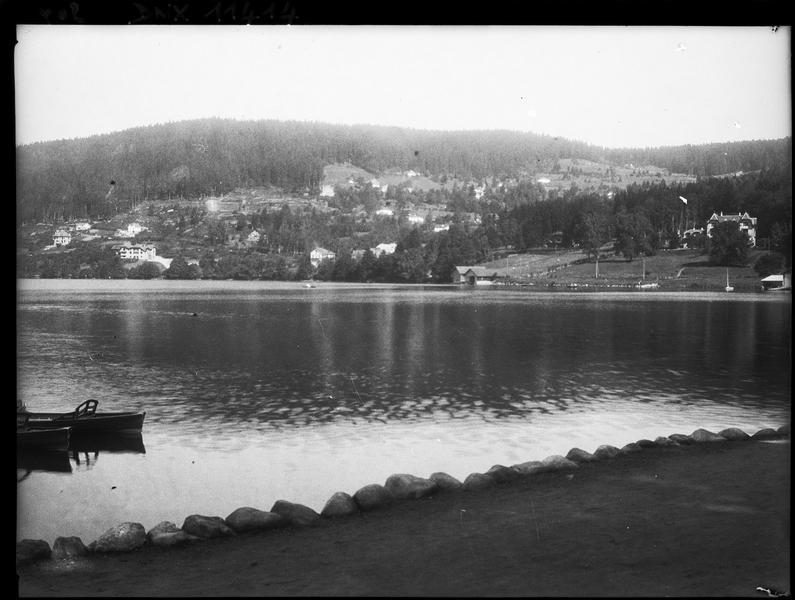 Bords du lac