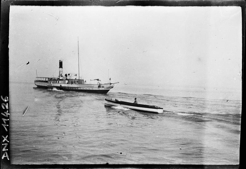 Bateau et barque