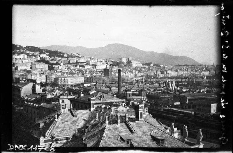 Le port vu de San Benigno