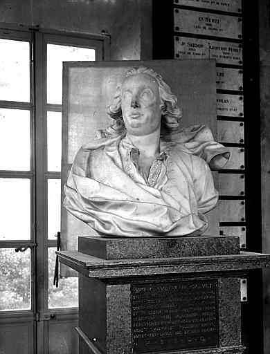 Buste de Calvet